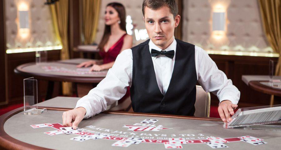 det är kul att jobba som Casinodealer